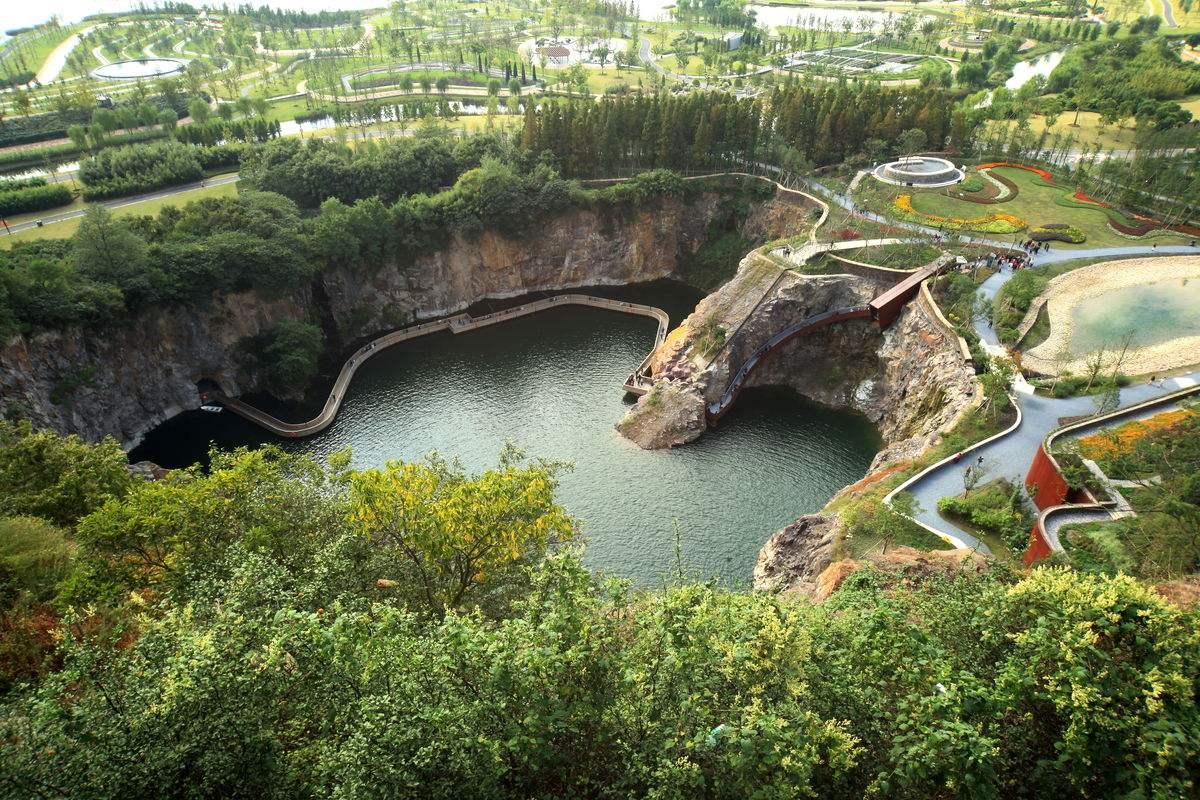 """上海辰山植物园被评定为""""全国中小学生研学实践教育基地"""""""