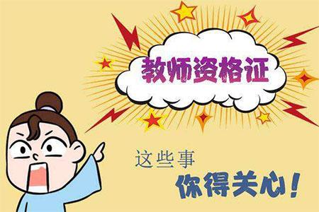2019年 上海教师资格证笔试成绩查分