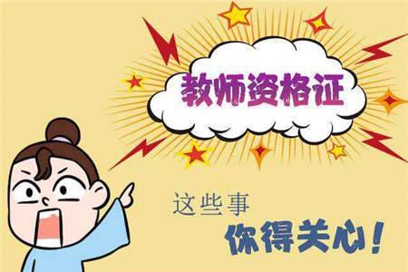 2019年 上海小学教师资格证考试内容